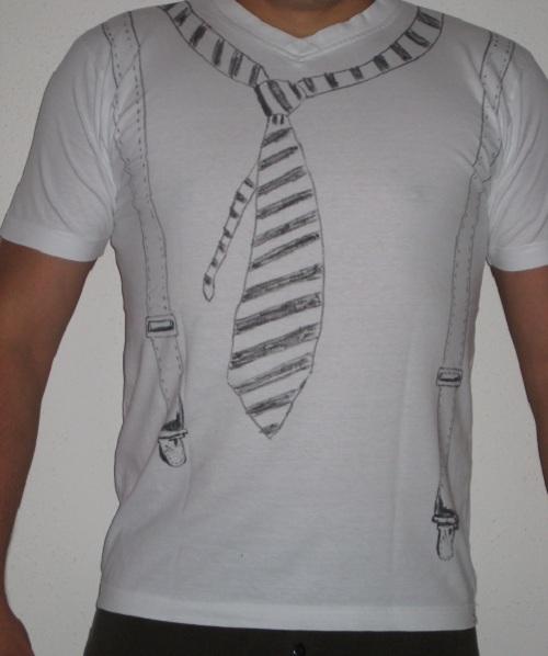 DIY Shirt für Männer