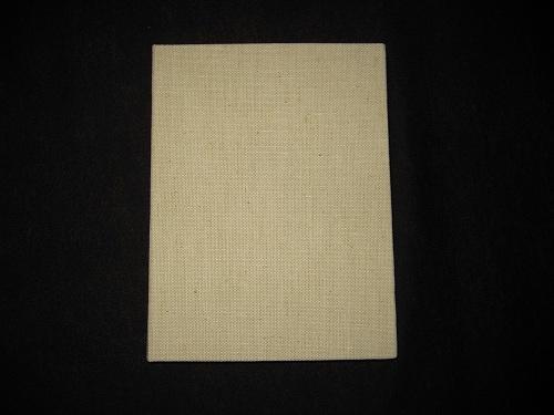 Anleitung: Buch selbst binden