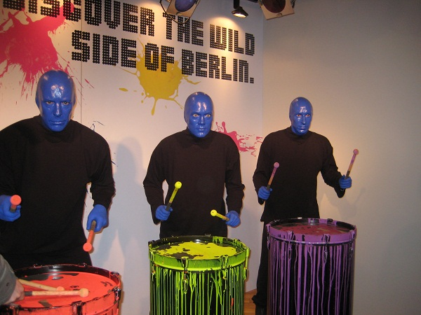 Blue Men Group Berlin