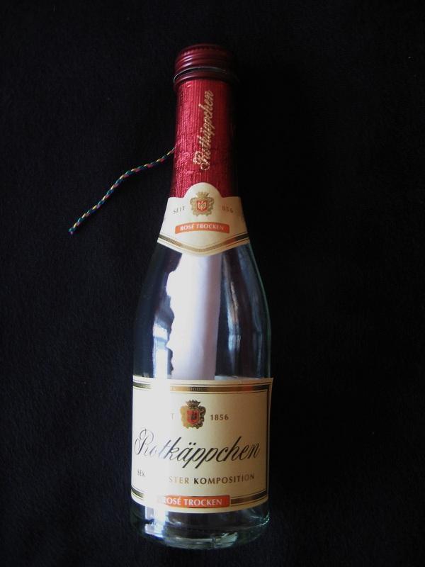 Geschenkidee: Flaschenpost
