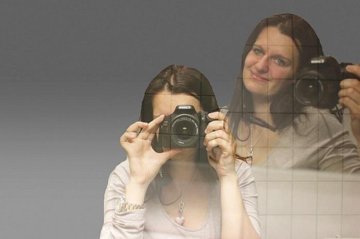 Bildbearbeitung Gimp - Spiegelung
