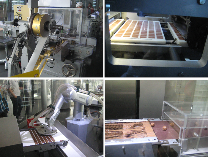 Wie wird Schokolade hergestellt?