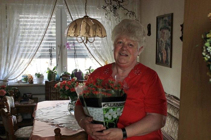 Geburtstagsgeschenk für die Oma