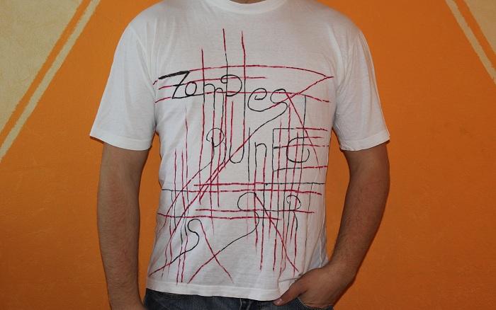 Gruseliges Shirt