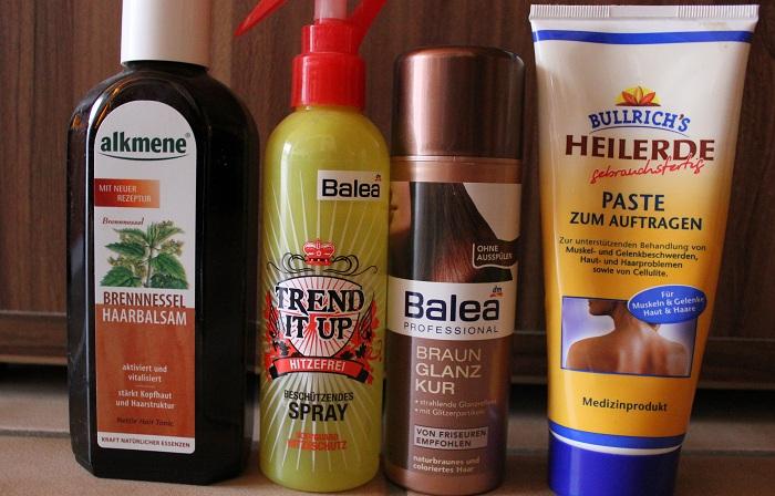 Gute Haarpflegeprodukte
