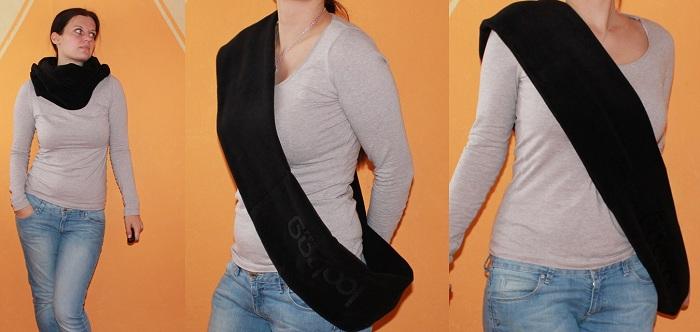 Loobag, der trendige Schal
