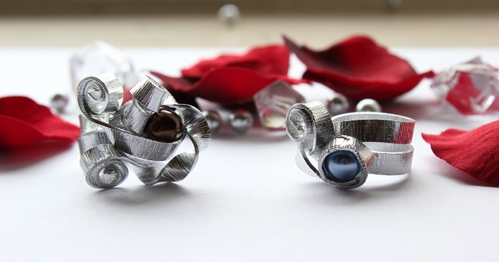 Ringe selbst formen