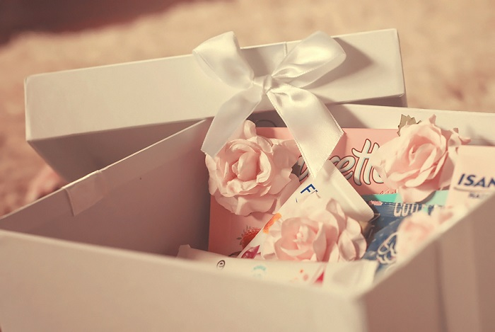 geschenkidee Süßigkeiten