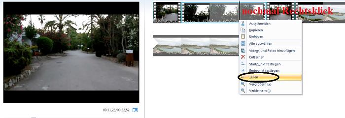 Anleitung: Videos mit Movie Maker schneiden