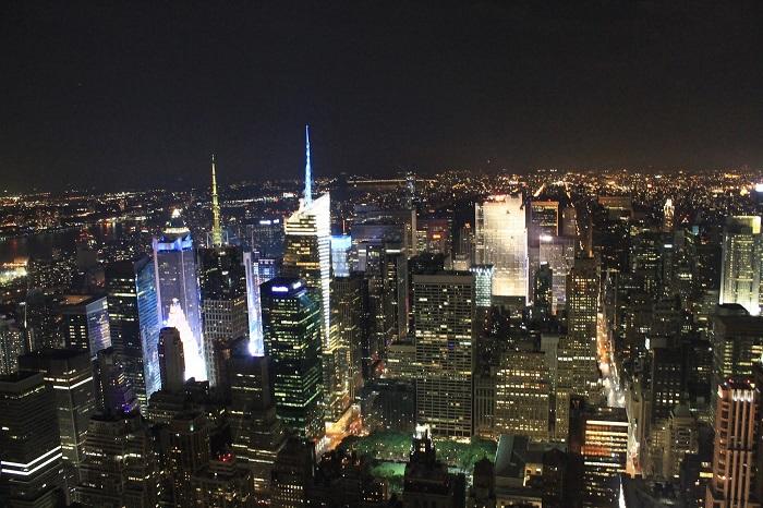 Bilder Stadt im dunkeln