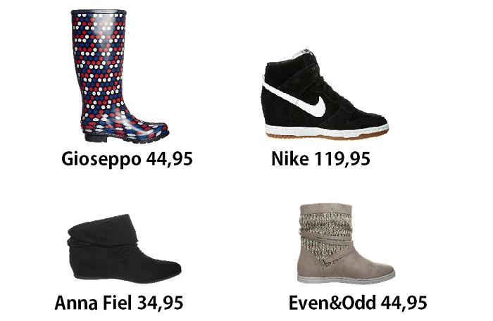 Preis/Leistung Zalando