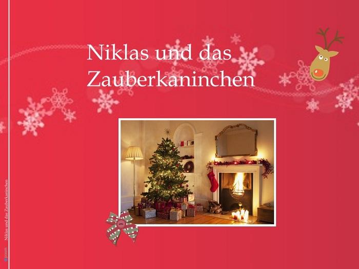 Pixum Weihnachtsgeschichte