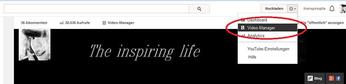 Eigenes Thumbnail bei YouTube einrichten ohne Partner zu sein