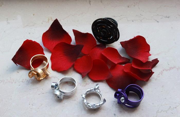 DIY Ringe aus Draht
