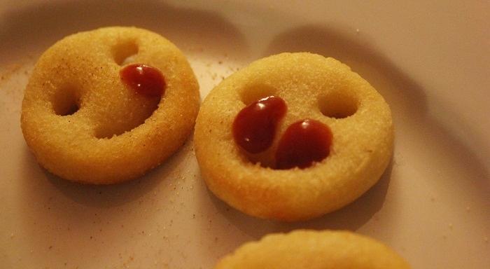 Fingerfood für Halloween