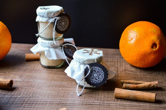 Zimt/Orange Zucker