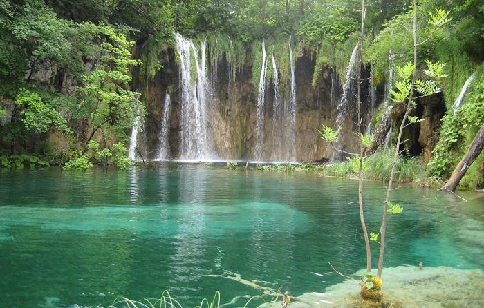 Wasserfälle in Kroatien