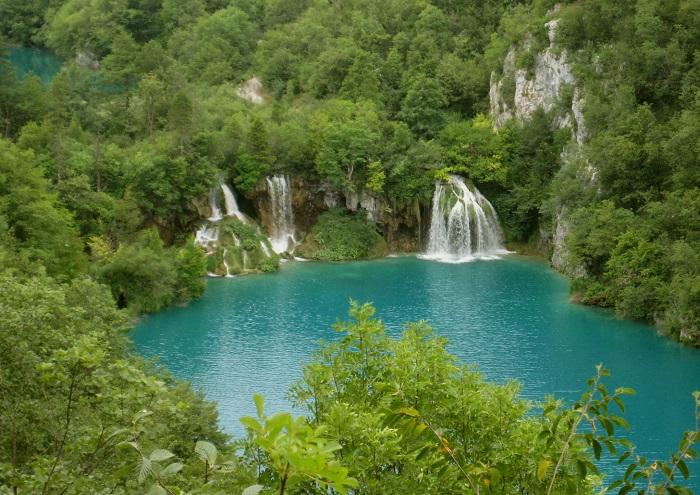 Plitvicer Seen - Nationalpark