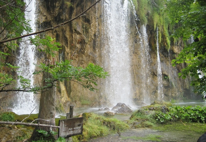 Nationalpark Kroatien: Plitvicer Seen