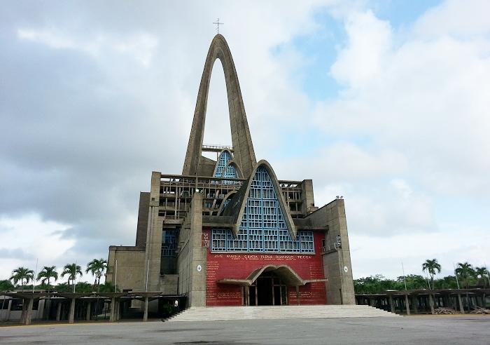 Dominikanische Kirche-Glaube Karibik