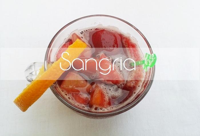 Rezept: Sangria