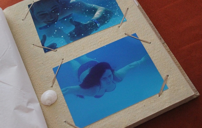 Bilder mit der Unterwasserkamera von Rollei