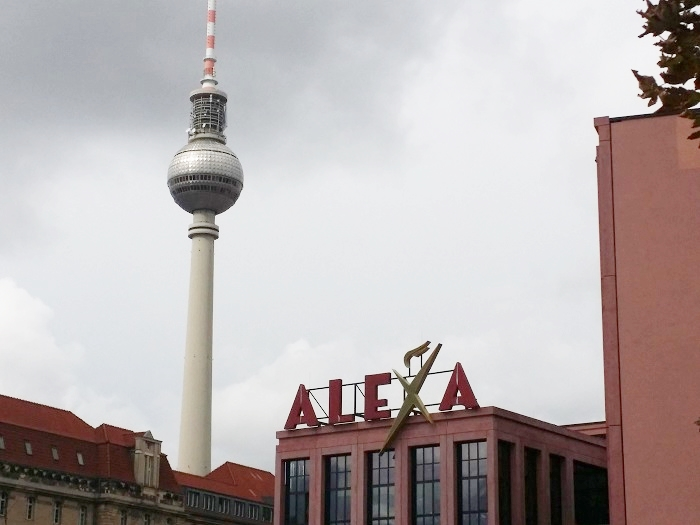 Alexanderplatz Berlin - Alexa