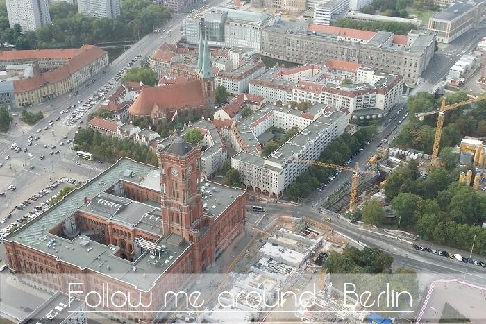 Bilder aus dem Fernsehturm Berlin