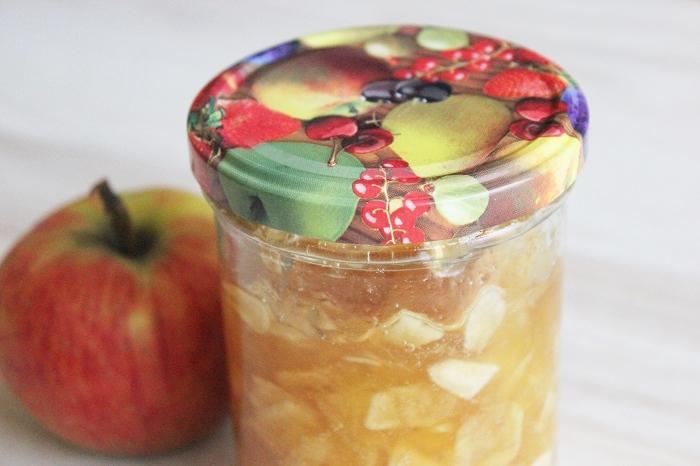 Zubereitung Apfelmarmelade