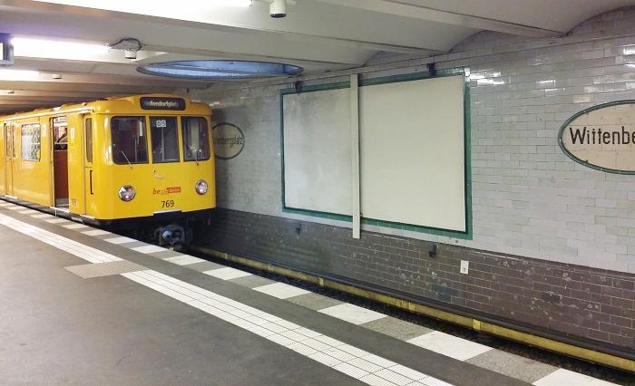 U Bahn Verbindungen und Preise Berlin