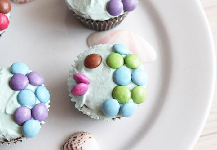 Fischcupcakes