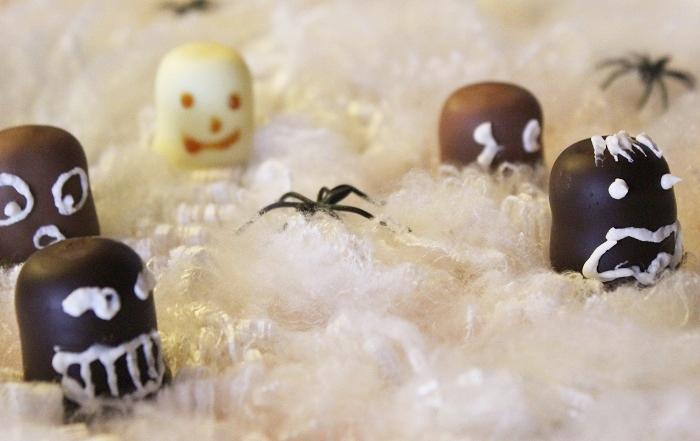 Rezepte für eine Halloweenparty