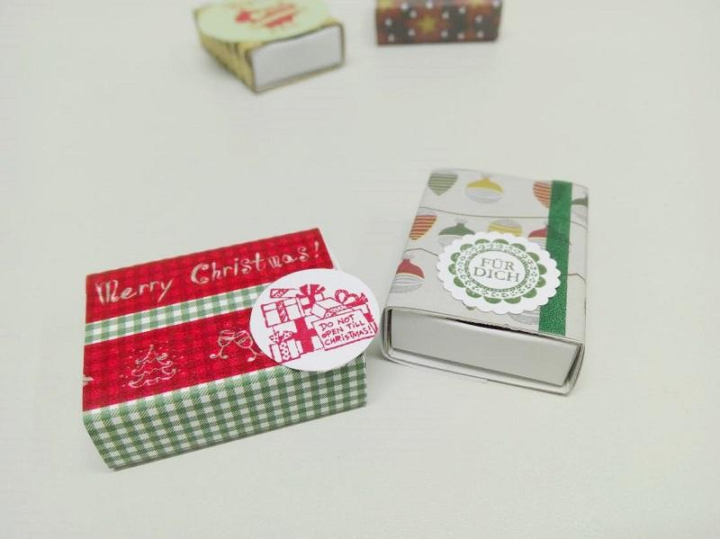 Verpackungsideen für Geschenke
