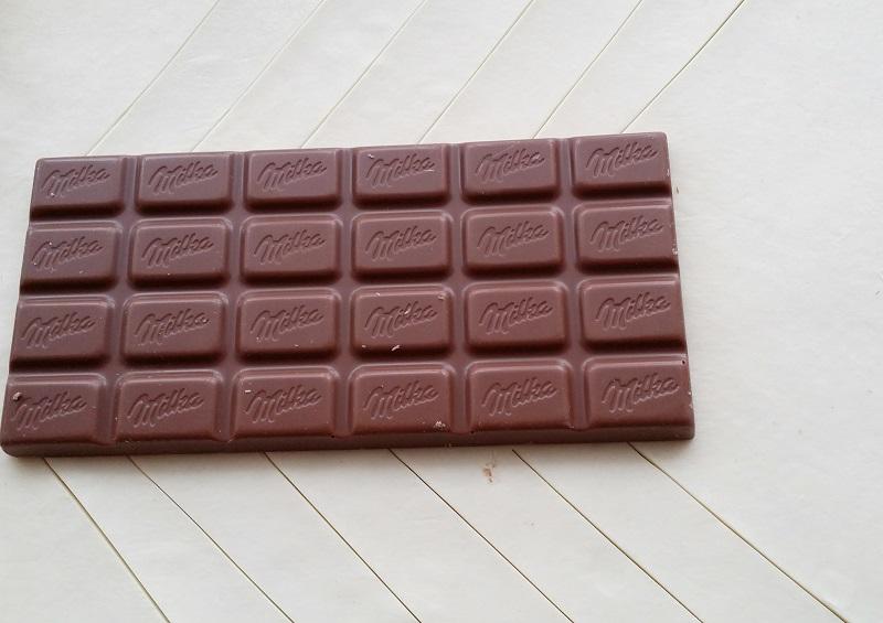 Schokoladenzopf