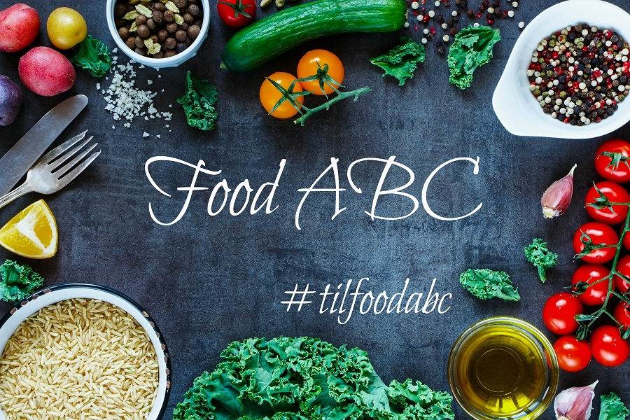 Food ABC #tilfoodabc