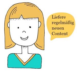 Regelmäßiger Content - Wie oft sollte ich wirklich bloggen? - Seo Tipps