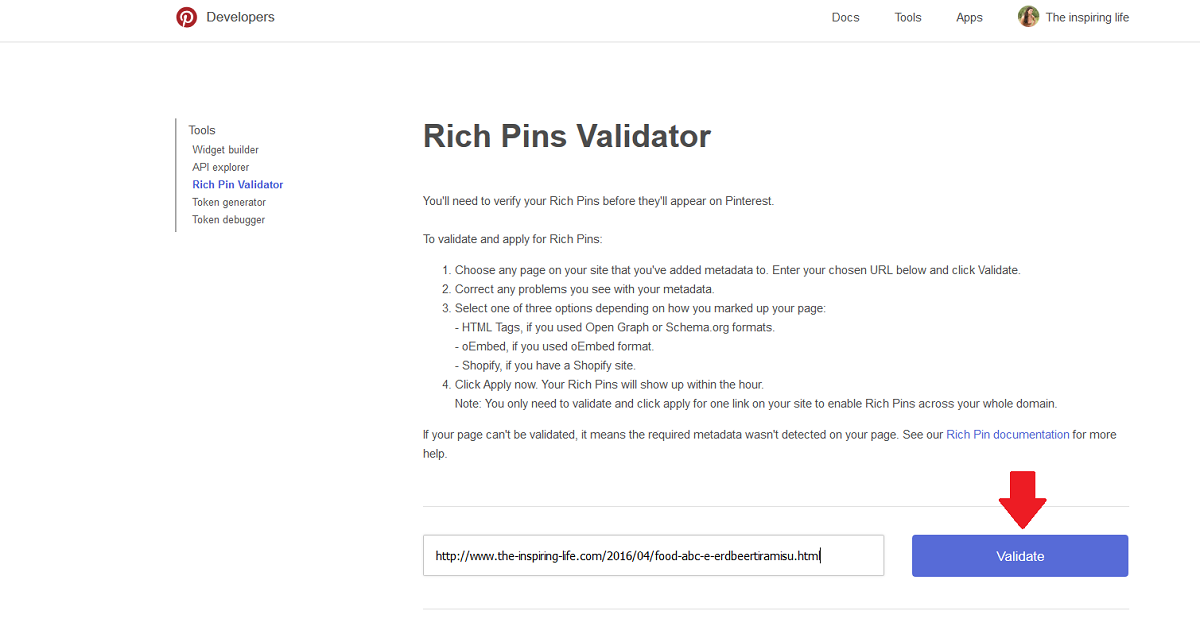 So erstellst du bei Pinterest Rich Pins