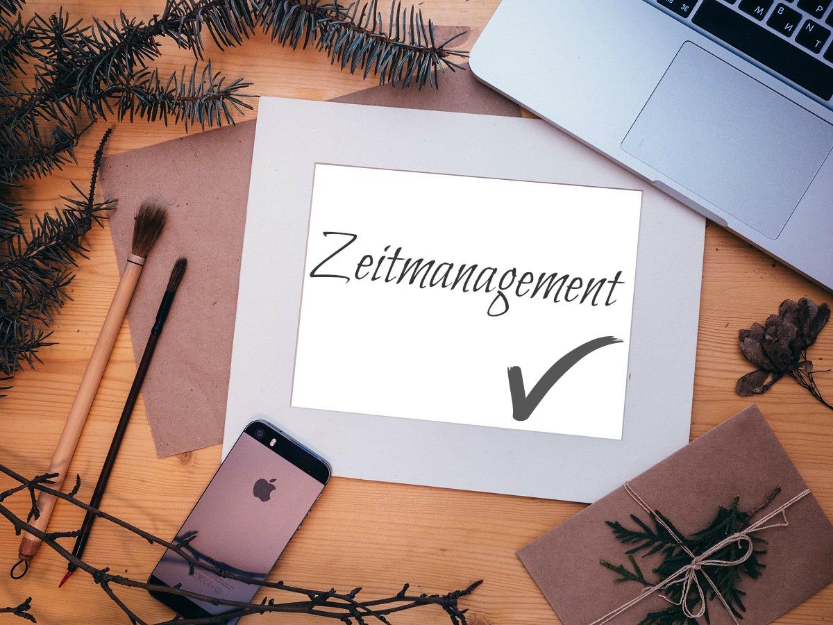 Tipps für ein gutes Zeitmanagement und Steigerung der Produktivität