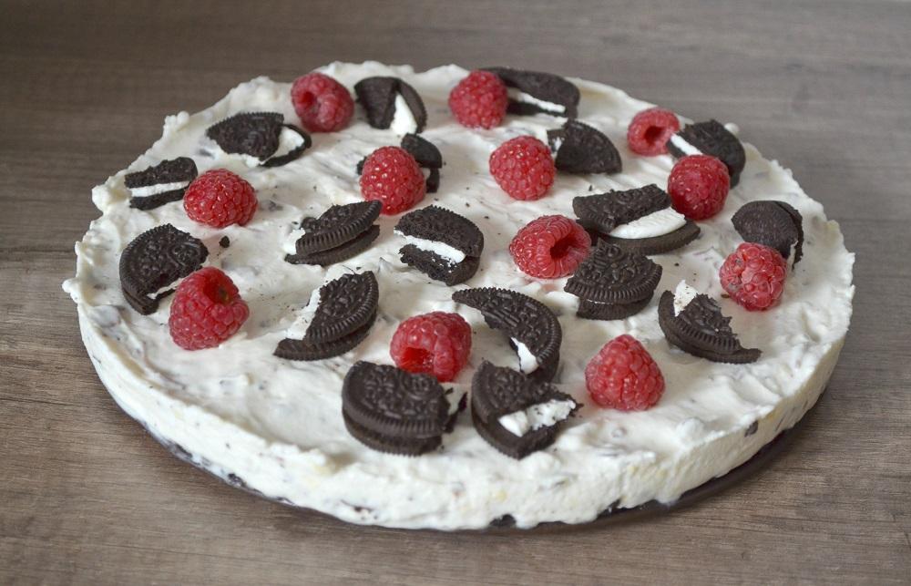 No Bake Oreo Cake | Kuchen ohne Backen