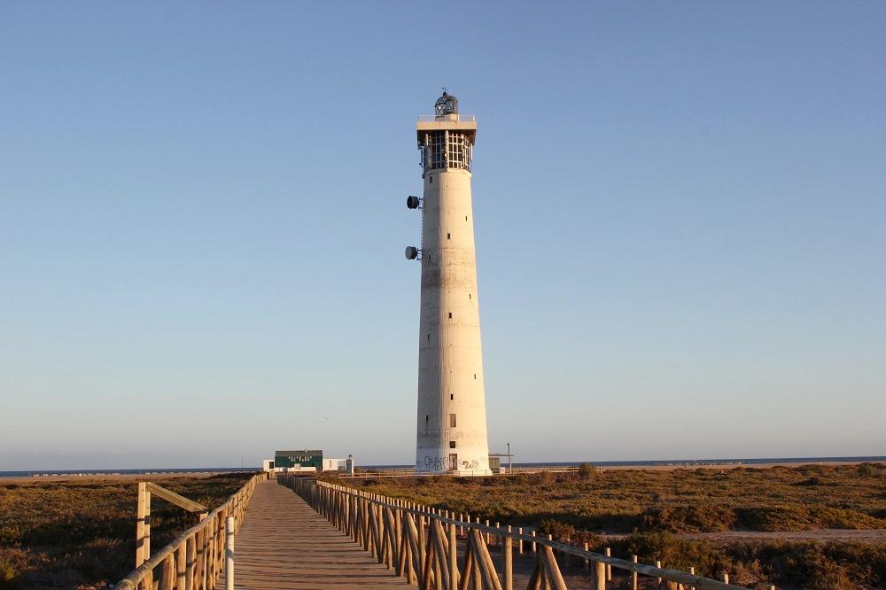 morro jable leuchtturm | Fuerteventura