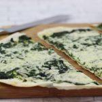 Flammkuchen Rezept | vegetarisch| The inspiring life