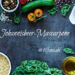 #tilfoodabc | Food ABC J | Rezepte mit J| Johannisbeer-Dessert