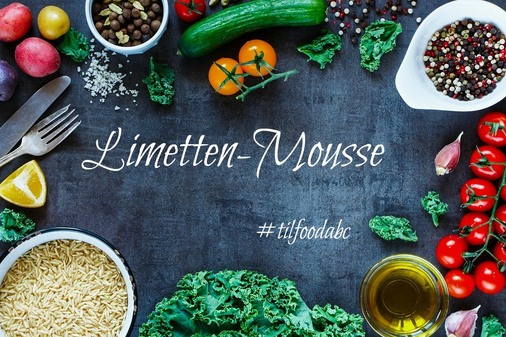 Food ABC - Limetten Mousse