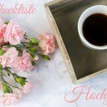 Checkliste für Hochzeit | Ja ich will | Gute Hochzeitsorganisation
