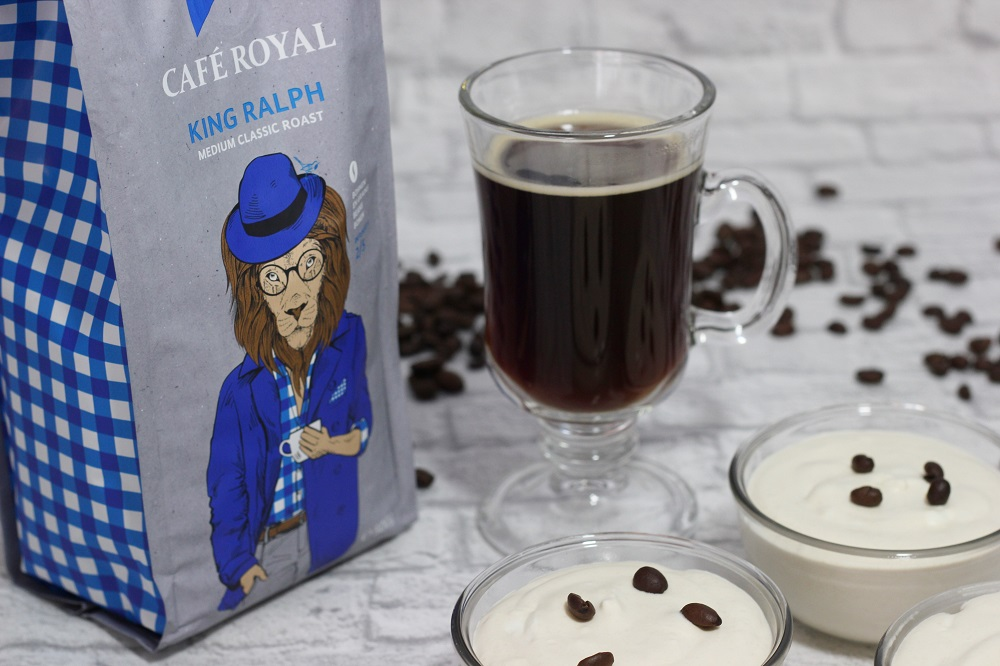 Kaffeecreme aus Bohnenkaffee