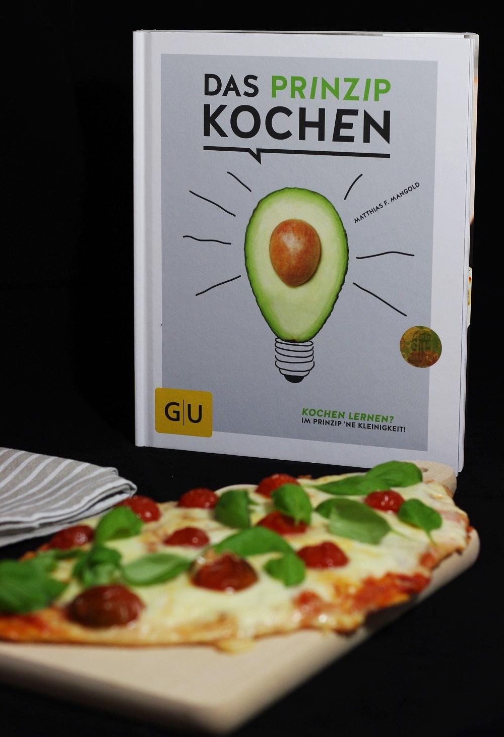 graefe-und-unzer-das-prinzip-kochen-pizza|Selbstgemachte Pizza
