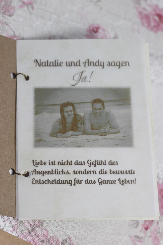 Hochzeitseinladungen Shabby Chic