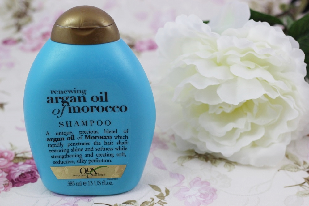 Renewing Argan Oil Shampoo 7,95€