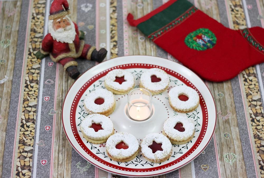 Linzer Weihnachtsplätzchen.Rezepte Linzer Plätzchen Und Buttergebäck The Inspiring Life