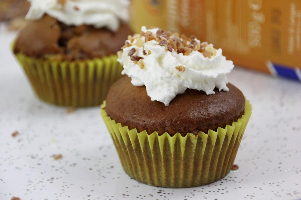 Kinderriegel Muffins